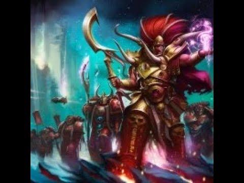 40  Magnus el Rojo y los Mil Hijos