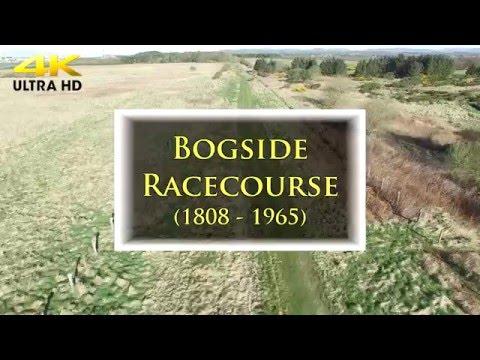 Bogside racecourse #1 - 4K DJI Phantom 3