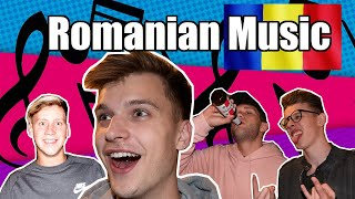 ITALIANS and GERMANS REACT to ROMANIAN MUSIC