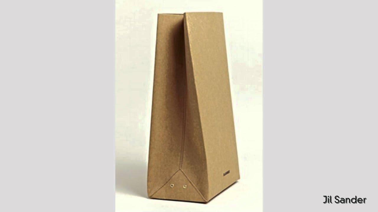 Designer Brown Lunch Bag Sells For 290