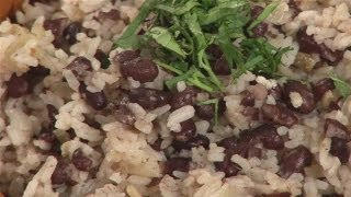 How To Cook Easy Black Beans And Rice