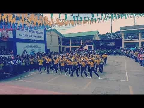 ACNHS Grade 8 Zumba Dance Contest😊💖