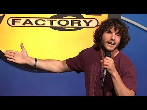 Ryan O'Flanagan - Dr. Scholl's (Stand Up Comedy) - YouTube