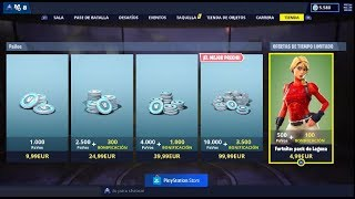 "BUYING **NEW** FORTNITE ""LAGUNA"" PACK"