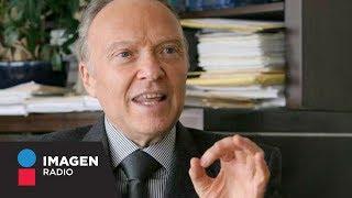 Nunca he abierto una empresa en un paraíso fiscal: Alejandro Gertz / Primera Emisión