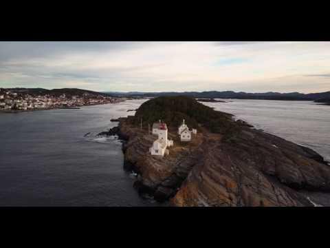 Norway 4K drone - Telemark/Vestfold/Buskerud- Polarpro Aurora LUT