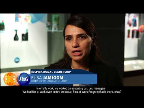 Inspirational Leadership | Ruba Jamjoom, HR Leader, Saudi Arabia