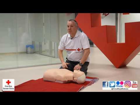 2. Primeros Auxilios: RCP (Reanimación cardiopulmonar) en adultos