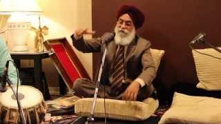 Surjit Patar in Toronto Mehfil-9