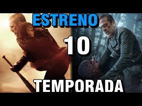 The Walking Dead Temporada 10 Fecha De Estreno? Maggie Posible  Regreso-Daryl Y el Romance