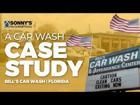 bills car wash  Car Wash Case Study - Bills Car Wash - YouTube