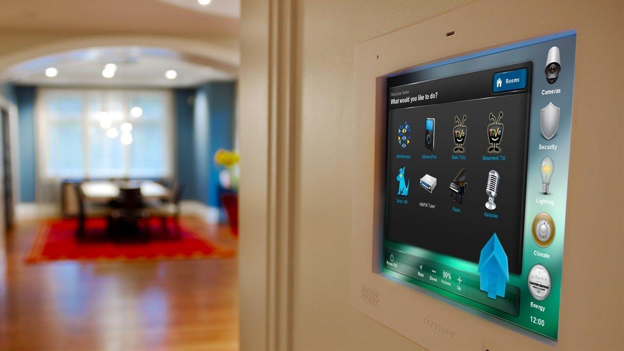 5 coolest smart home gadgets you must have 2018 youtube. Black Bedroom Furniture Sets. Home Design Ideas