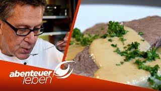 3-Gänge-Menü für 5€ pro Person: Dirk Hoffmanns Sparmenü | Abenteuer Leben | kabel eins