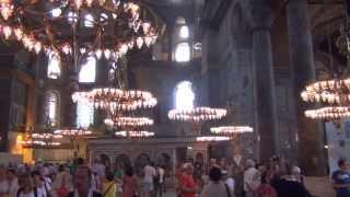 Собор Святой Софии (1). Стамбул, Турция 2013(00049., 2013-07-29T01:48:26.000Z)
