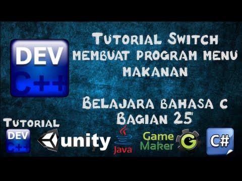 Cara Menggunakan Switch C++