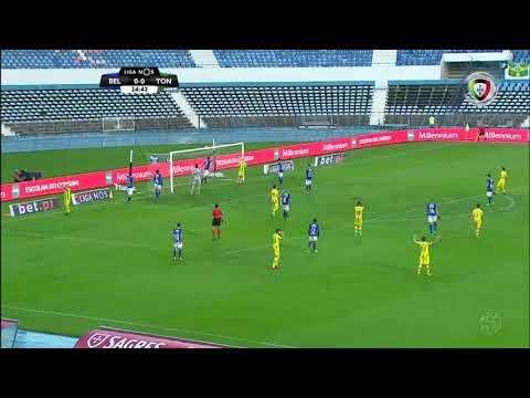 Resumo: Belenenses 0-0 Tondela (Liga 26ªJ)