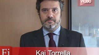 """Kai Torrella. """"Telefónica probablemente requiera una ampliación de...""""  en Estrategiastv (28.08.14)"""