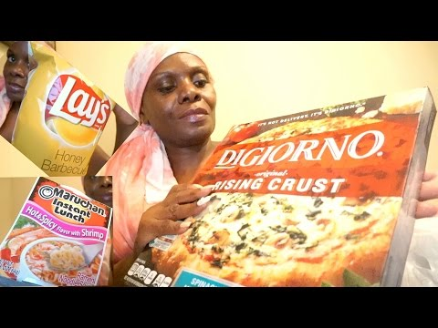 👄 Soft Spoken ASMR Food Haul