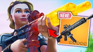 THE NEW TACTIC ASSAULT FUSIL IS CHEAT! 🔥 THE BEST OF FORTNITE#155