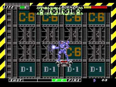 Mega Drive Longplay [238] ESWAT - City Under Siege