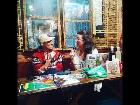 Manu CHAO en vivo @ Mariatchi Bar Interview + Acoustic 09-03-2018