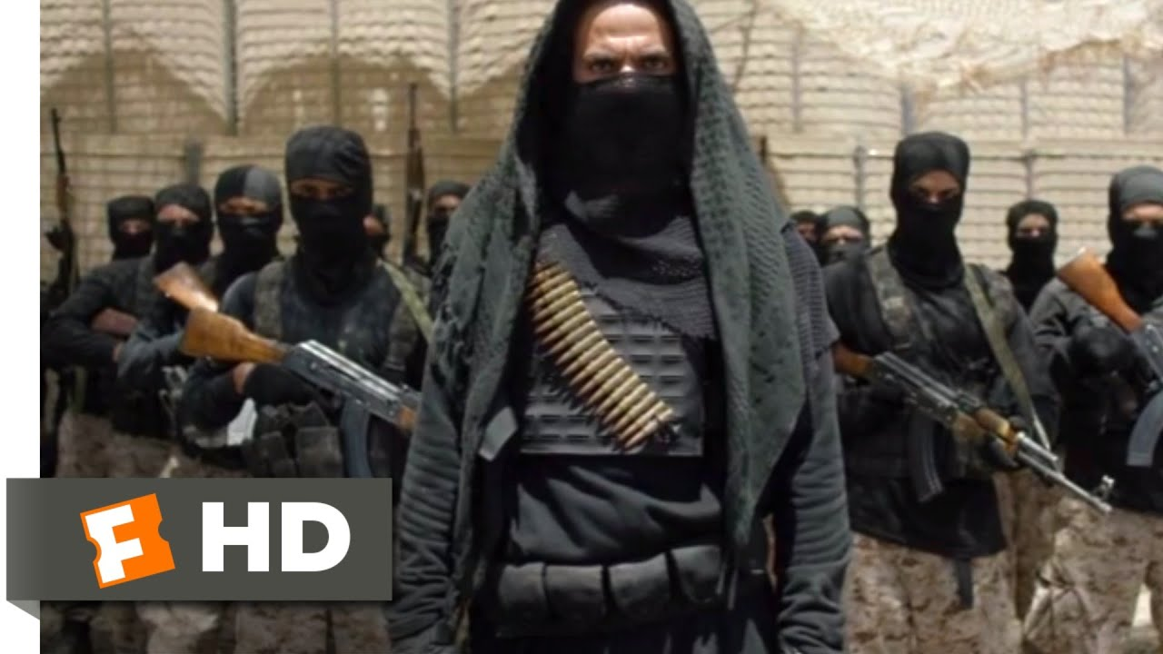 Download Rogue Warfare: Death of a Nation (2020) - Televised Terror Scene (3/10) | Movieclips
