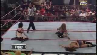 Raquel Diaz vs. Audrey Marie vs. Paige - 6th May 2012