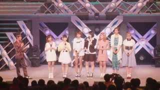 Hello!Project2014 SUMMER ~KOREZO!~ 中野サンプラザ公演より.