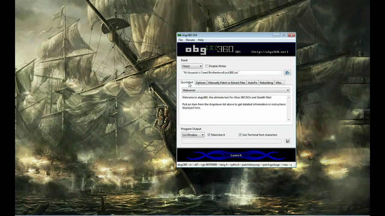programa abgx 1.0.5