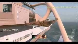 Call of Duty Black Ops 2 Team Death Match HiJacked xBox 360