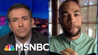 'Bad Fruit': Actor Kendrick Sampson Calls For New Justice System | The Beat With Ari Melber | MSNBC