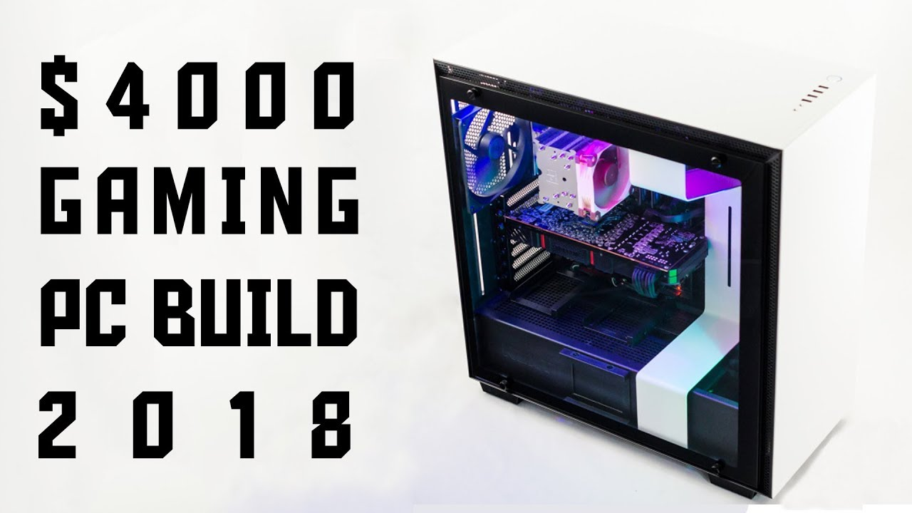 Build A Gaming Pc With  Dollars