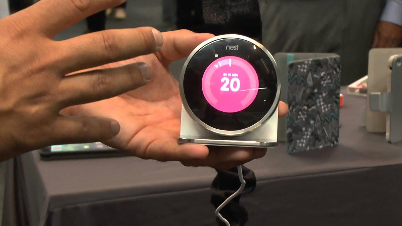 Schema Collegamento Termostato Nest : Nest il termostato google aggiorna l interfaccia hd