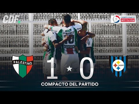 Palestino Huachipato Goals And Highlights