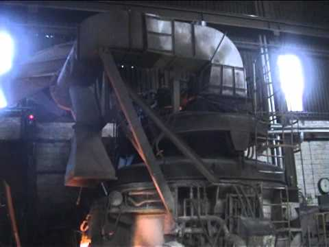 Dust Extraction and Filtration for Electric Arc Furnace