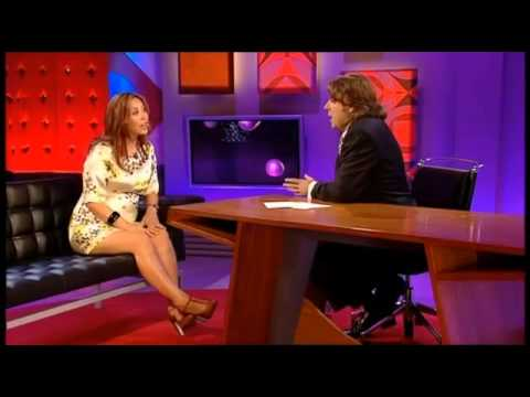Myleene Klass - Friday Night with Jonathan Ross