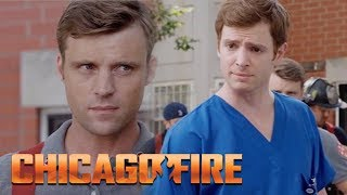 Dr Halstead Called To The Scene | Chicago Fire
