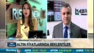 ALB Forex Yatırım Uzmanı Volkan Kuğucuk, altın fiyatlarını değerlendiriyor. Bloomberg HT
