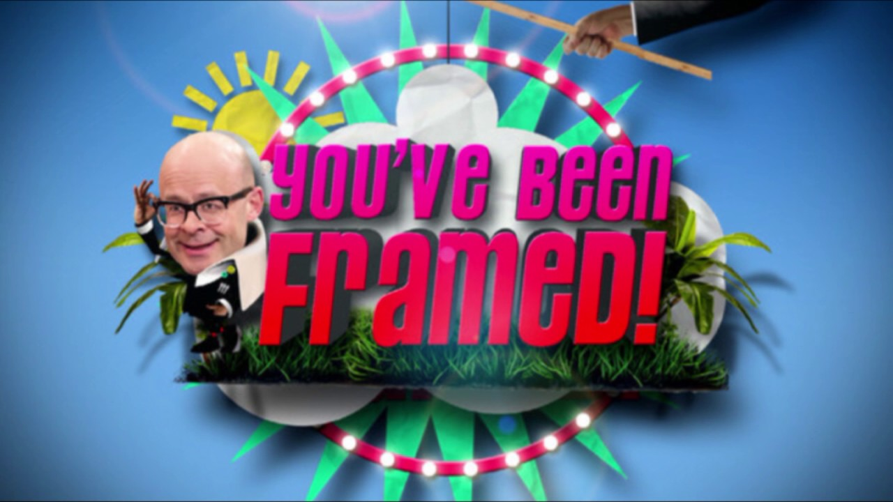 ITV\'s : You\'ve Been Framed 2017 (Clean) - YouTube