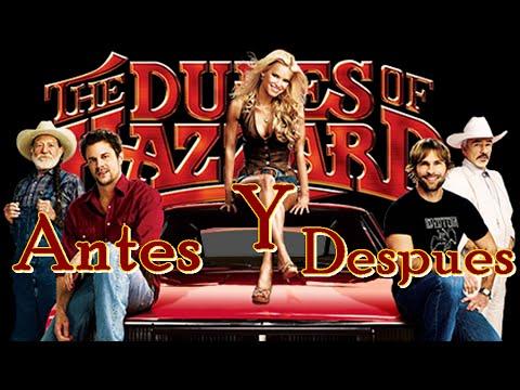 Los Dukes De Hazzard Antes Y Despues (2015) AC/DC
