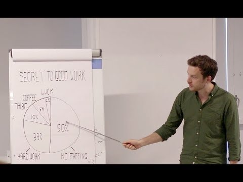 The Inner Game of Design - Kevin Cannon - CIID Flash Talks