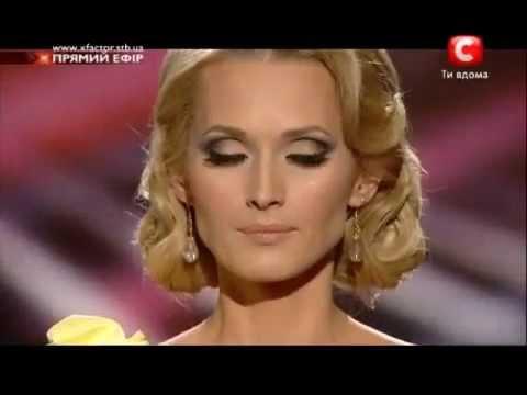 Aida Nikolaychuk X - FACTOR 3 /4th show on Air/