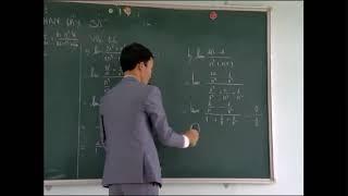 """Môn Toán lớp 11 """"GIỚI HẠN DÃY SỐ"""" - THPT Xuân Vân"""