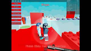 Roblox wave this is my second mat video you like i subscribe