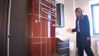 Дизайн ванной комнаты: золотые правила неповторимого интерьера(Сформировать дизайн ванной комнаты - непростая задача. Ролик подскажет основные принципы создания интерье..., 2010-01-27T15:16:10.000Z)