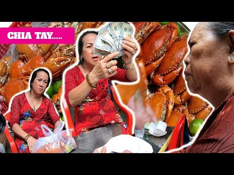 Cô Thúy Từ Giã Cua Hấp Dì 3, Việt Kiều Thi Nhau Lấy Lại Tiền Mừng Thọ