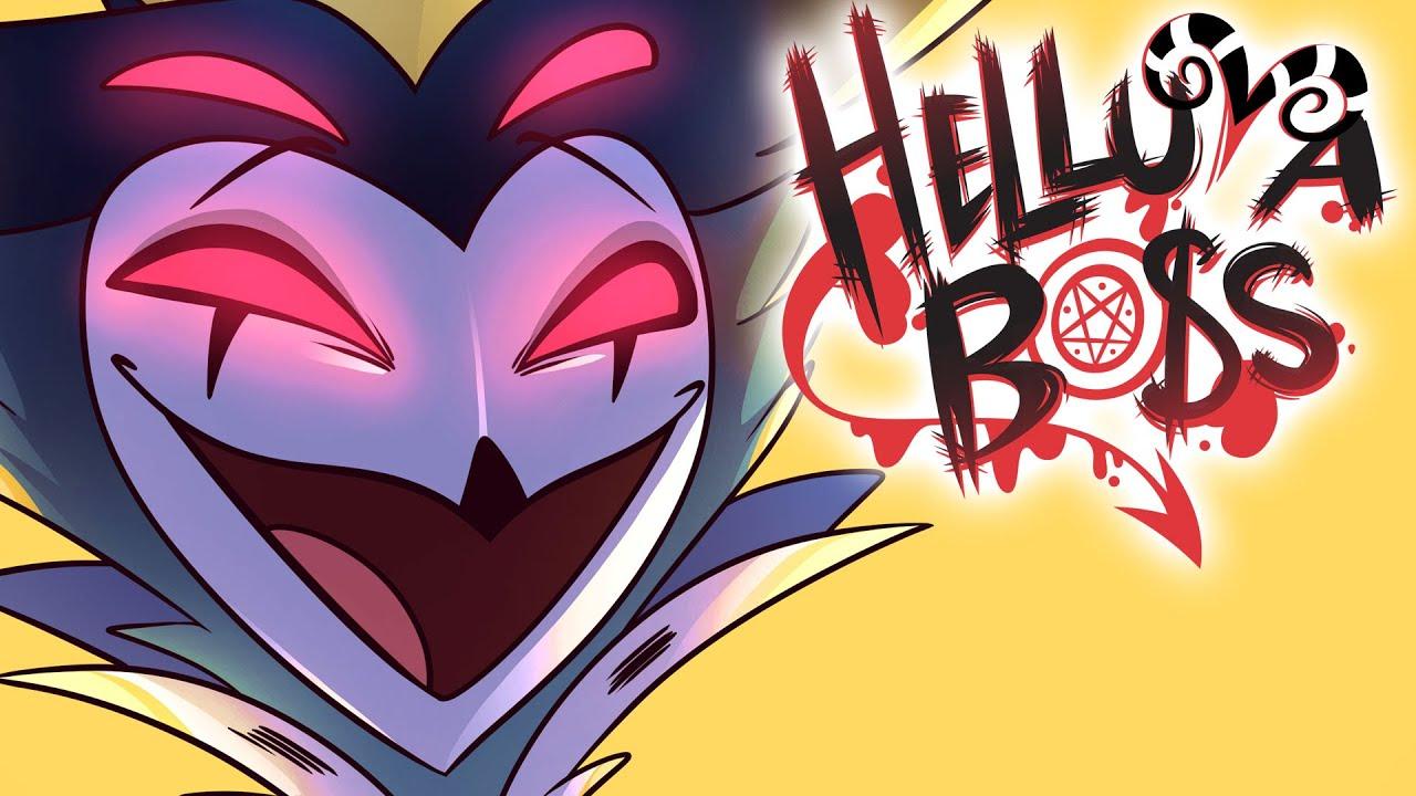 PlayTube Animated: HAUNTING HELLUVA BOSS