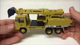 1:50 Gradall XL5100 by Hiram Construction