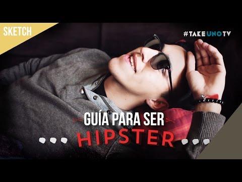 Guía para ser Hipster