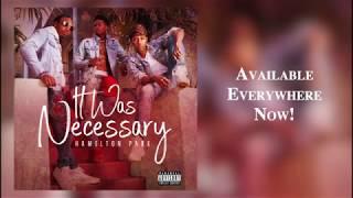Hamilton Park - It Was Necessary EP Listening Party Recap
